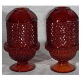 Ruby Fairy Lamps
