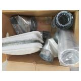 Ductwork, Fluepipe, Galv Pipe Joints