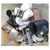 PVC Pipe Joints & More