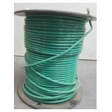 10 Ga Stranded Copper Wire, Green