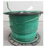 12 Ga Stranded Copper Wire, Green