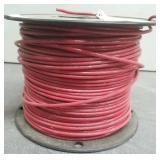 12 Ga Stranded Copper Wire, Red