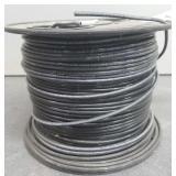 12 Ga Stranded Copper Wire, Black