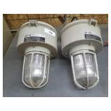 Crouse Hinds Industrial Light Fixture (2)