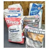 Grout, Mortar Mix, & Joint Compound Mix