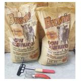 Cow Manure (2 Bags)