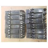 Square D Circuit Breakers (12)