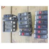 Square D Circuit Breakers (15)