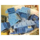 Plastic & Metal Electrical Outlet Boxes