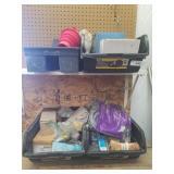 Storage Bins & Contents