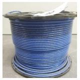 12 Ga Stranded Copper Wire, Blue