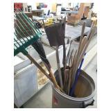 Garden Tools, Shovels