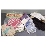 10 Pair Work Gloves