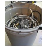 35 Gal Barrel Used Copper Wire