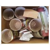 Gardening Pots, Fabric, Fertilizers