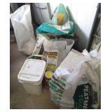 Potting Soils, Fertilizers