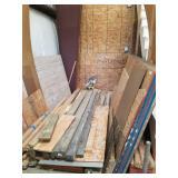 Lumber & Sheet Plywood
