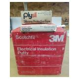 3M Electrical Insulation Putty & Tape