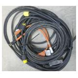 Heavy Duty Extension Cords, Multi-Plugs
