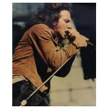 Eddie Vedder Photo by Don Aters, 1997/98