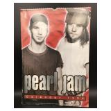 Pearl Jam 1999 Unofficial Calendar By Oliver Books