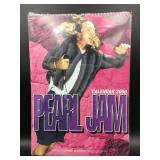Pearl Jam 2000 Unofficial Calendar By Oliver Books