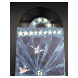 """Ten Club 2000/Pearl Jam: 7"""" vinyl """"Crown/""""Can"""