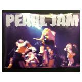 Pearl Jam 1992 Poster, Chris Cuffaro