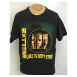 Extreme Band T-Shirt 3 Sides To Every Story, XL