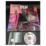 """Rare Pearl Jam """"Ten"""" CD, 1991"""