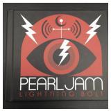 """Pearl Jam """"Lightning Bolt"""" CD and Lyrics, 2013"""
