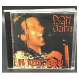 """Pearl Jam """"No Fuckin Messiah"""" Italian Import CD"""