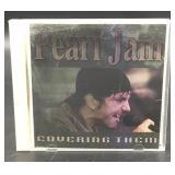 "Pearl Jam ""Covering Them II"" Bootleg CD"