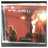 Pearl Jam Talk In Code Interview/Picture CD