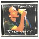 "Pearl Jam ""The Wall"" German Import CD"