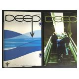"Pearl Jam ""Deep"" Mag. Win/Sp2006 & S/F 2006 Issues"
