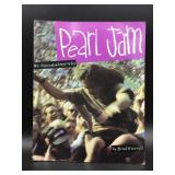Pearl Jam Illustrated Biography By Brad Morrell