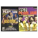 Pearl Jam Featured in Rock Music Magazines (2)