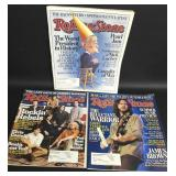 Pearl Jam Featured in Rolling Stone Magazines(3)