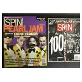 Pearl Jam Featured In Spin Magazines (2)