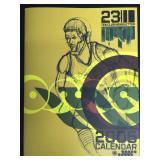 Pearl Jam Ten Club Newsletter #23 2005 Calendar