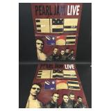 Pearl Jam Fold Out Posters, 2003 Tour (2)
