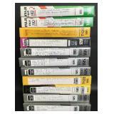 Pearl Jam Live Performances VHS Recordings (11)