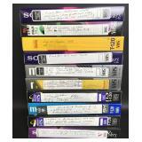 Pearl Jam Live Performances VHS Recordings(10)