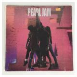 """Pearl Jam """"Ten"""" LP, Vinyl, 1991"""