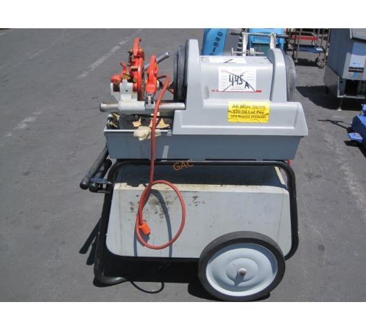 Vehicle, Equipment & Misc  06/01/19