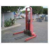 WESCO ELECTRIC LIFT TRUCK