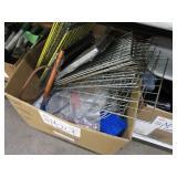 BOX OF KITCHEN ITEMS