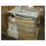 PALLET OF ASSORTED HOUSEHOLD ITEMS