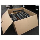 BOX WITH RADIATORS